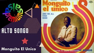 🔥ALTO SONGO por MONGUITO EL UNICO - Salsa Premium YouTube Videos
