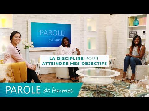 La discipline pour atteindre mes objectifs - Parole de femmes - Annabelle & cie