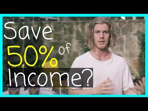 What Percentage Of Your Income Should You Save?