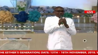 FRIDAY COVENANT VIGIL  9/11/2018 LIVE STREAMING  THE BRIDE ASSEMBLY LAGOS CHURCH