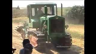 Alte Landmaschinen DDR