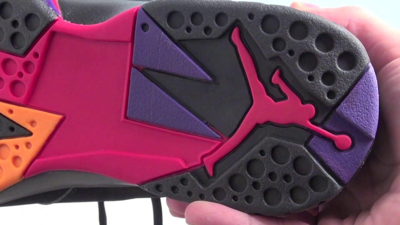 reputable site 1c947 893c9 Air Jordan 7 (VII) Dark Charcoal - Raptor 2012