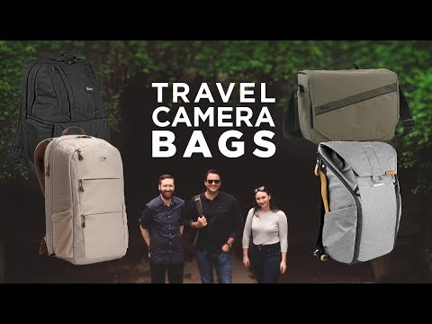 Which Camera Bags for Travel? | Hey.film podcast ep25