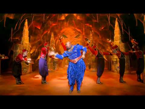 Aladdin the Musical on Broadway - New York City