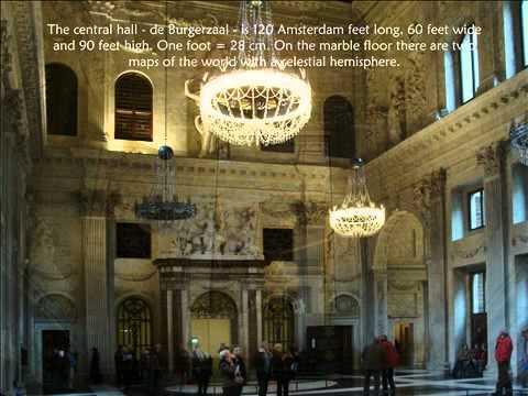 Netherlands: The Royal Palace in Amsterdam - Het Koninklijk Paleis Amsterdam