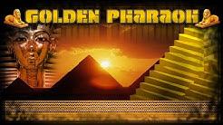 Golden Pharaoh - 3 Reel Slot Game - CasinoWebScripts
