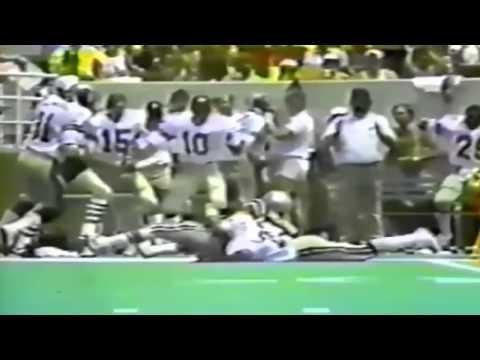 Week 17 - 1983: Michigan Panthers vs Chicago Blitz