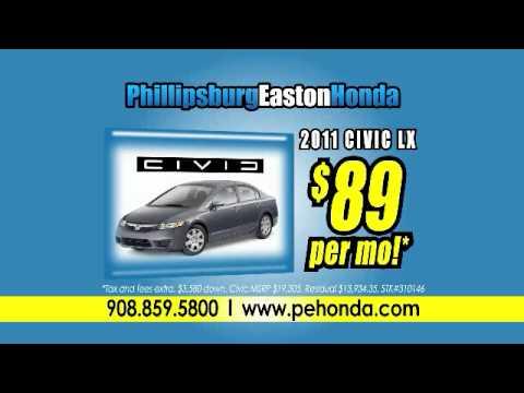 The All new Phillipsburg Easton Honda Commercial - YouTube