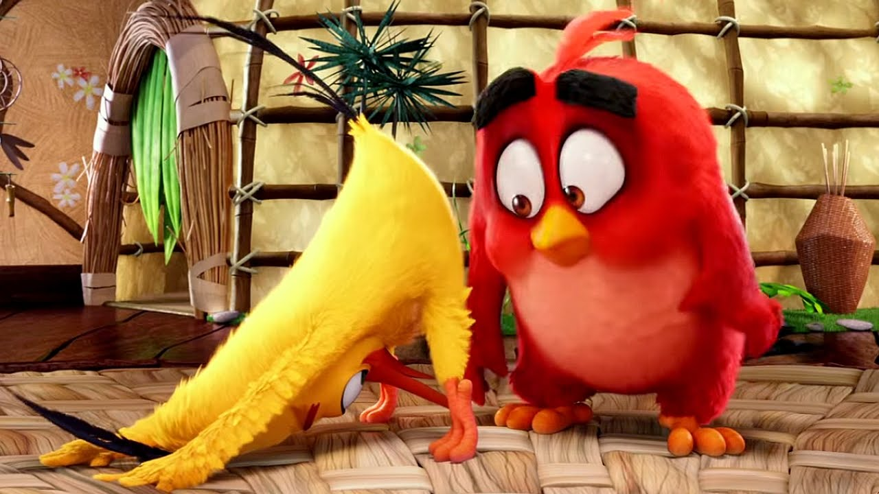 angry birds le film bande annonce vf