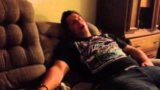 That guy snoring