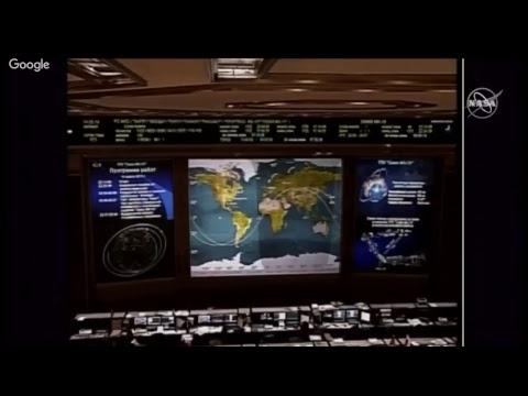 Lançamento da Expedição 59 Para a ISS - Ao Vivo