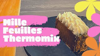 Millefeuille thermomix