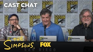 Guest Stars On The Upcoming Season | Season 28 | THE SIMPSONS(The creators and cast of THE SIMPSONS discuss the upcoming special guests that will appear in the all-new season premiering this fall on FOX! Subscribe now ..., 2016-07-24T00:52:51.000Z)