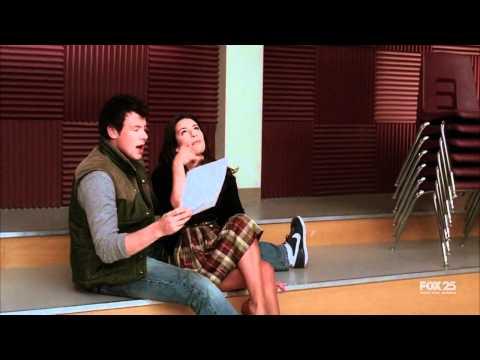 Glee 1x12 Smile Lily Allen 720p HDTV mkv