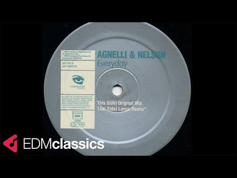 Agnelli & Nelson - Everyday (Original Mix) (1999)