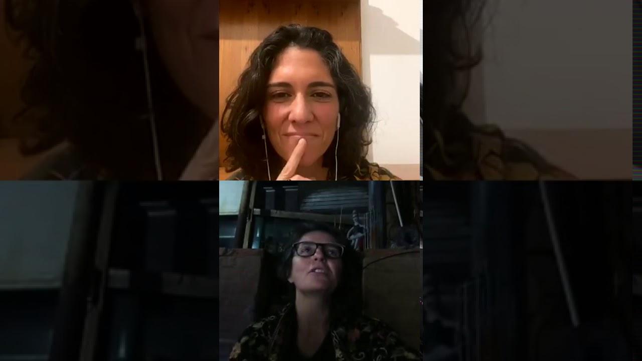 CICLO DE LIVES - CONVERSA COM ANA THOMAZ