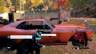 Watch Dogs Gameplay Part 28 A Pit Of Paranoia