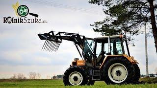 Rolnik Szuka Traktora ||31 - Renault 103-54 z 1992r (Prezentacja Ciągnika / Walkaround)