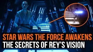 The Force Awakens: Secrets of Rey's vision