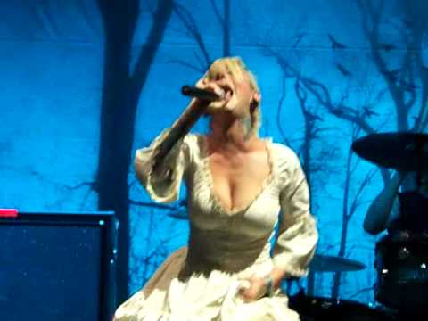 In This Moment Beautiful Tragedy Live Front Row