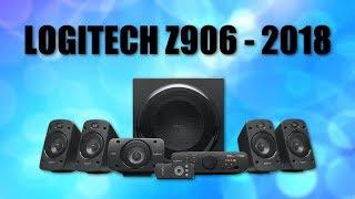 Logitech Z906 nach 7 Jahren | 5.1 Heimkino System für 220€ [4K]