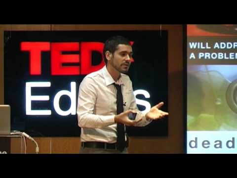 Changing the paradigm of recycling | Mário Silva | TEDxEdges