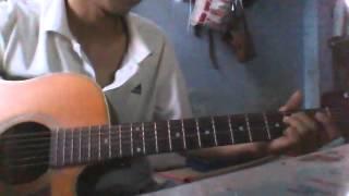 Không đau vì quá đau - guitar cover