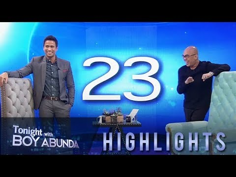 TWBA: Sam, reveals Anne Curtis is one of his 5 unforgettable kisses