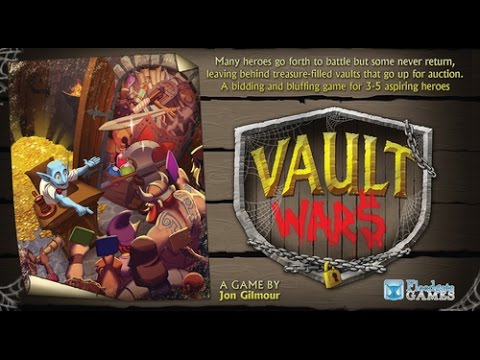 Vault Wars Con of the North In Play Review