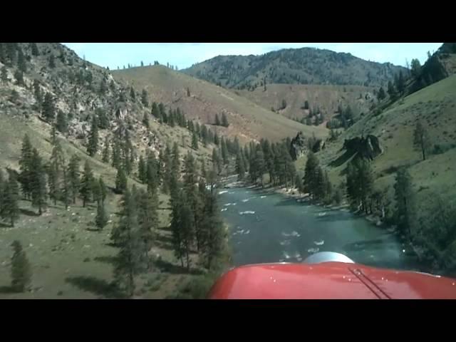 Lower Loon - U72 - Takeoff (Idaho backountry) HD