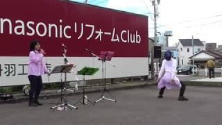 「勝手にしやがれ/沢田研二」 2019年3月末の、岩倉桜まつり「いわくら...