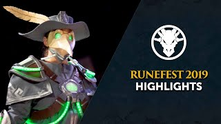 RuneFest 2019 - Highlights