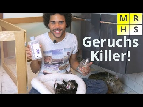 Lampe Berger - Gerüche Vernichten [Haustiere, Rauch, Küche]