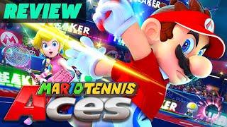 Mario Tennis Aces Review