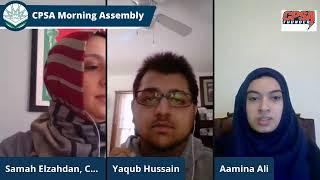 CPSA Morning Assembly Tuesday 2-9-2021