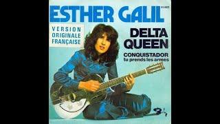 Esther Galil - Conquistador (tu prends les armes) (1972)