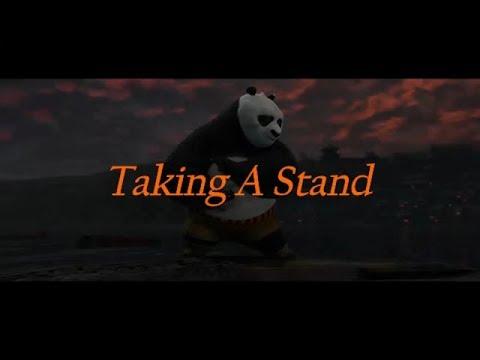 Kung Fu Panda Trilogy - Taking A Stand