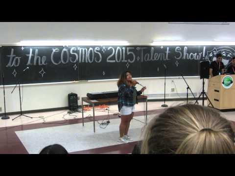 UCSD COSMOS Talent Show 2015- Charmhel