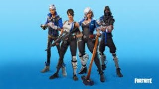 Fortnite new (free) outfit and glider in battle royal
