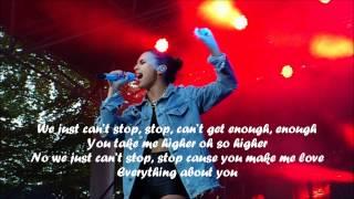 """Medina - """"Keep Me Hangin'"""" (Lyrics)"""