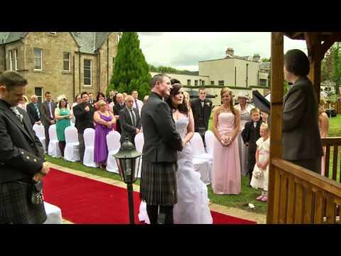 Lynnhurst Hotel, Johnstone - Mr & Mrs McGee Wedding Highlights