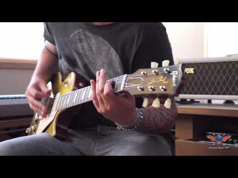 Hotone British Invasion Nano Legacy Amp by Guitars Rebellion