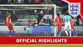 Slovenia 0-0 England (2018 WCQ) | Goals and Highlights