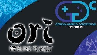 Speedrun @ GGC | Ori and the blind forest par Ikewolf