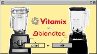 바이타믹스 a2500i vs 블렌텍 디자이너650 ㅣ최…
