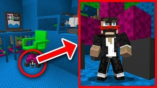 Minecraft: SHRUNKEN PARKOUR