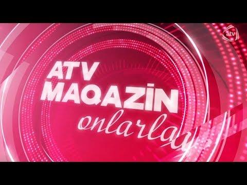 ATV Maqazin 10larla - Aygün Kazımova, Ceyhun Zeynalov (Cİn), Oksana Rəsulova (20.05.2018)