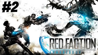 Red Faction Armageddon Gameplay Walkthrough Part 2 No Commentary (PC HD)