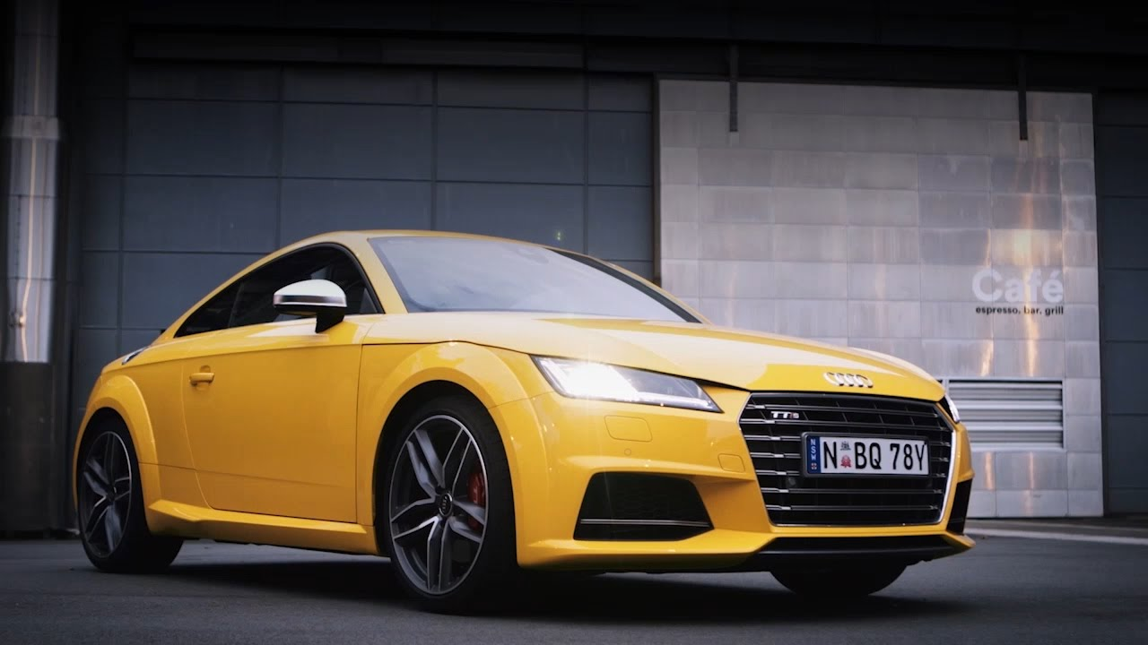 Audi TTS - Video Review - YouTube
