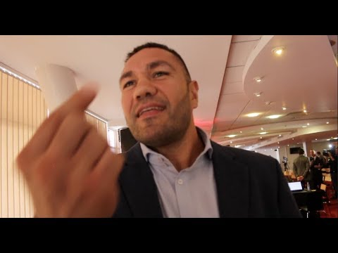 'I WILL KNOCK OUT ANTHONY JOSHUA!' - KUBRAT PULEV / AND ROUGHS UP & OFFERS TO FIGHT KUGAN CASSIUS!